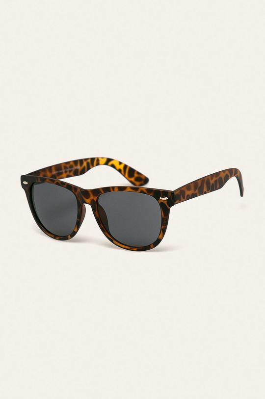 negru Answear - Ochelari RayFlector De femei