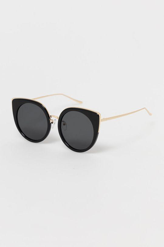 lawendowy Answear Lab - Okulary przeciwsłoneczne Damski