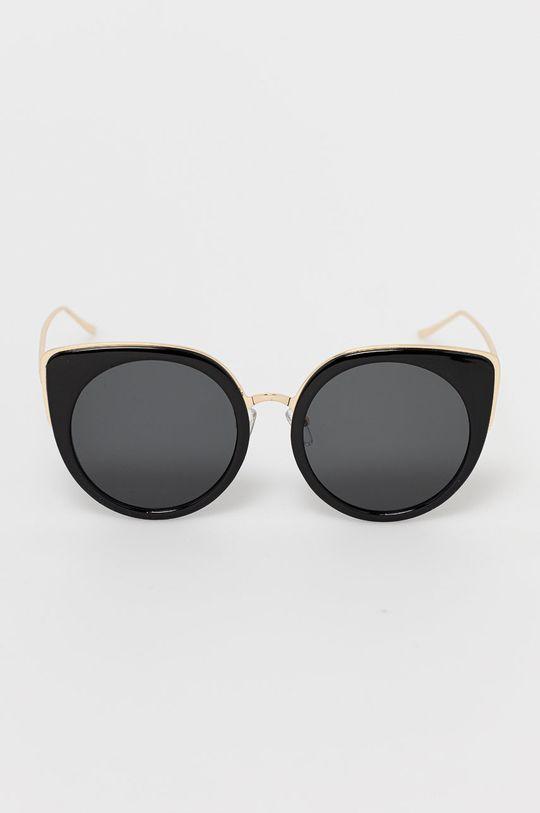 Answear Lab - Okulary przeciwsłoneczne lawendowy