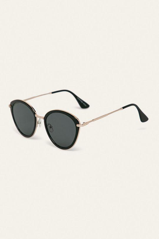 czarny Answear - Okulary przeciwsłoneczne Damski