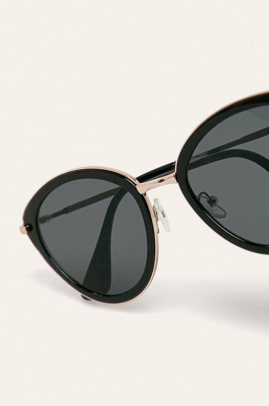 Answear - Okulary przeciwsłoneczne czarny