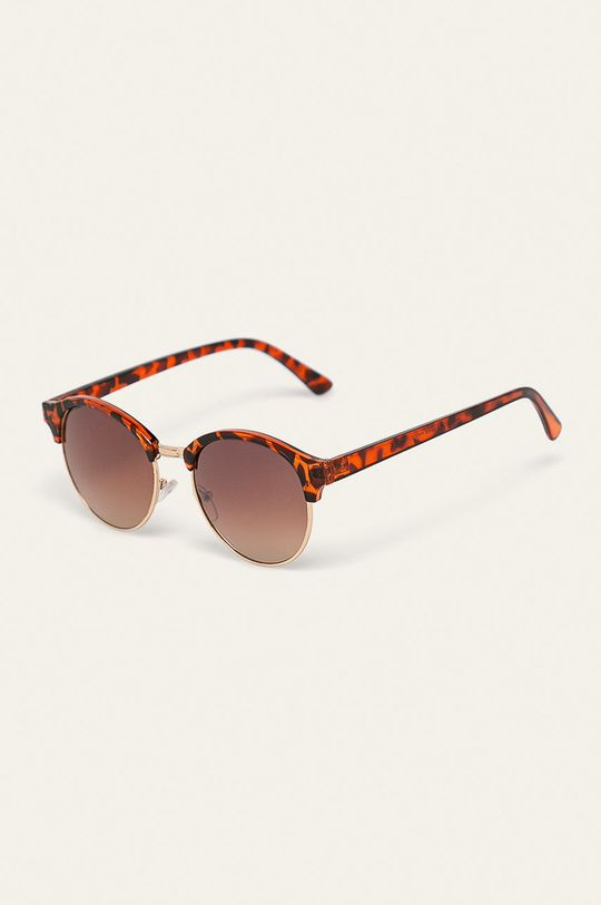 hnědá Answear - Sluneční brýle Dámský