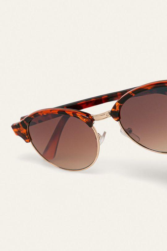 Answear - Sluneční brýle hnědá