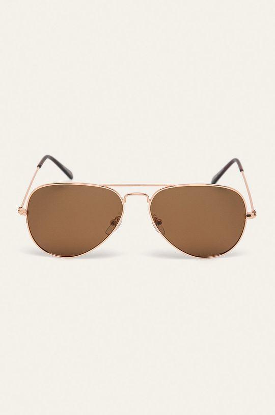 Answear - Okulary złoty