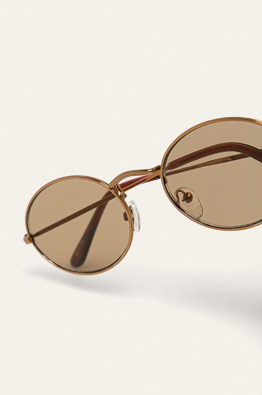 Answear - Okulary brązowy