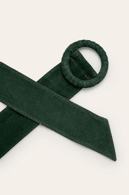 Answear - Curea de piele verde