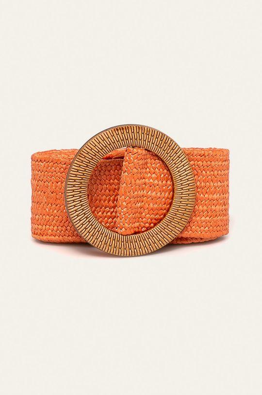 portocaliu Answear - Curea De femei