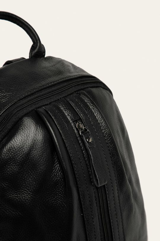 Answear - Ghiozdan de piele negru