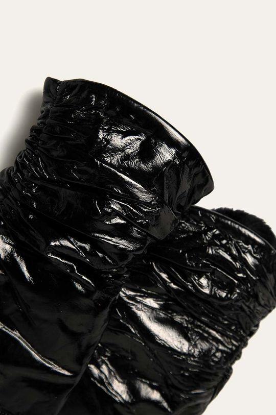 Answear - Manusi de piele negru