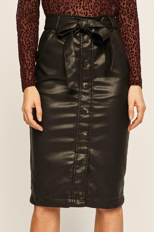 czarny Answear - Spódnica Damski