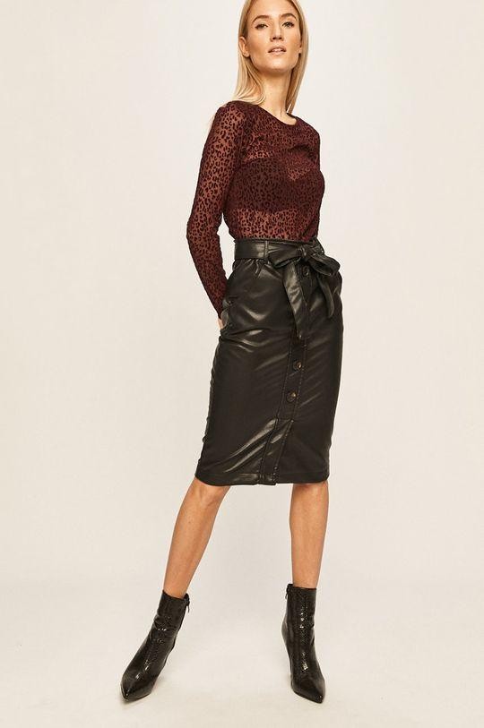 Answear - Spódnica czarny