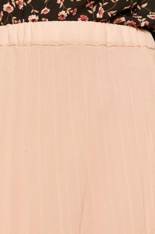 ružová Answear - Sukňa