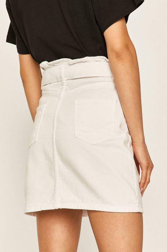 Answear - Džínová sukně 100% Bavlna