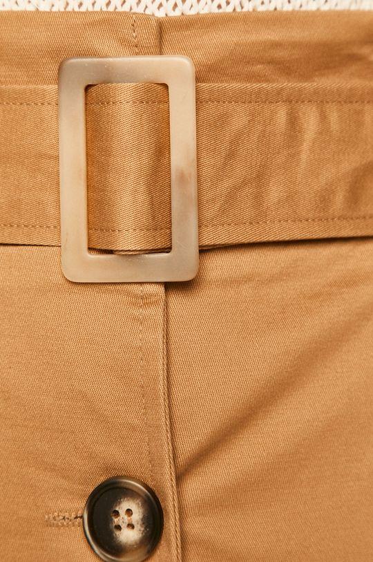 beżowy Answear - Spódnica
