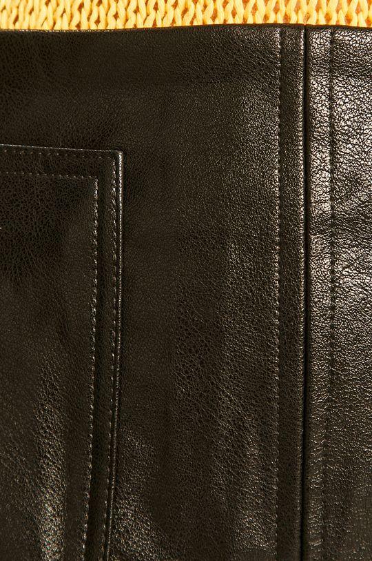 czarny Answear - Spódnica