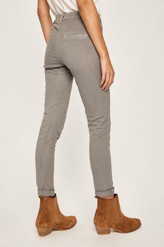 Answear - Pantaloni 96% Bumbac, 4% Elastan