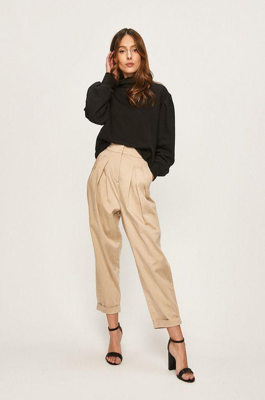 Answear - Pantaloni bej