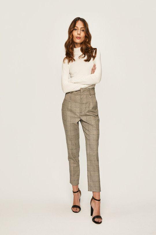 Answear - Pantaloni gri deschis