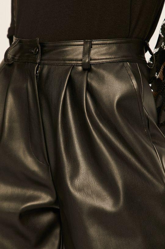 czarny Answear - Spodnie