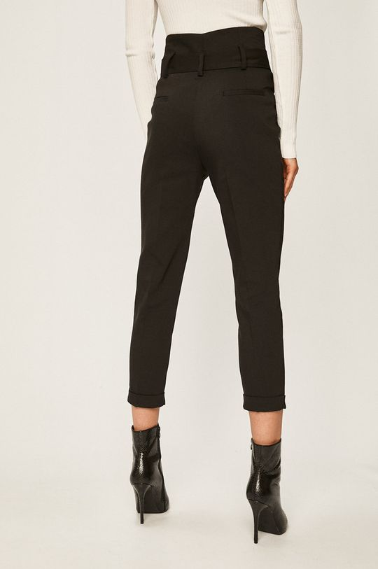 Answear - Pantaloni 64% Bumbac, 3% Elastan, 33% Poliester