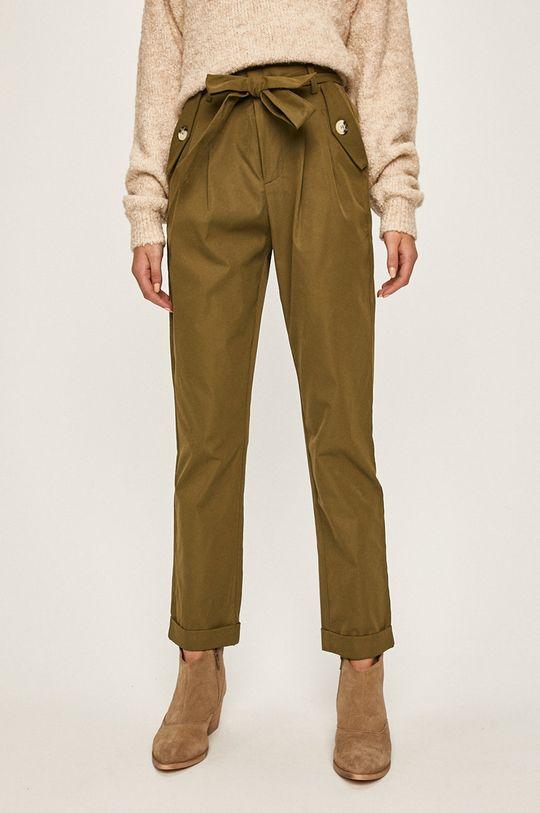 Answear - Pantaloni verde
