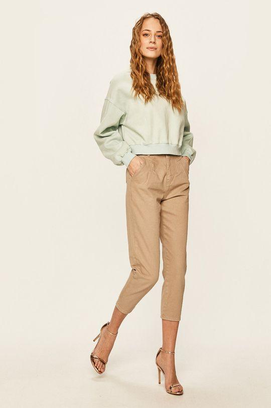 Answear - Spodnie beżowy