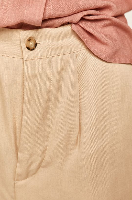 béžová Answear - Kalhoty