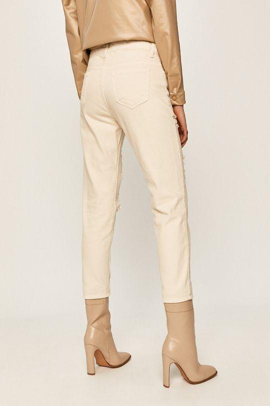 Answear Lab - Spodnie 96 % Bawełna, 4 % Elastan