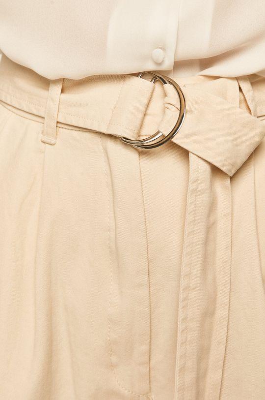 kremowy Answear - Spodnie