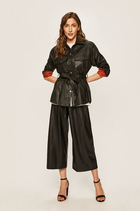 черен Answear - Панталони