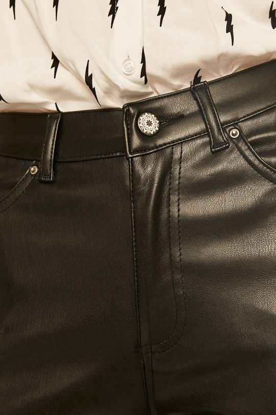 čierna Answear - Nohavice