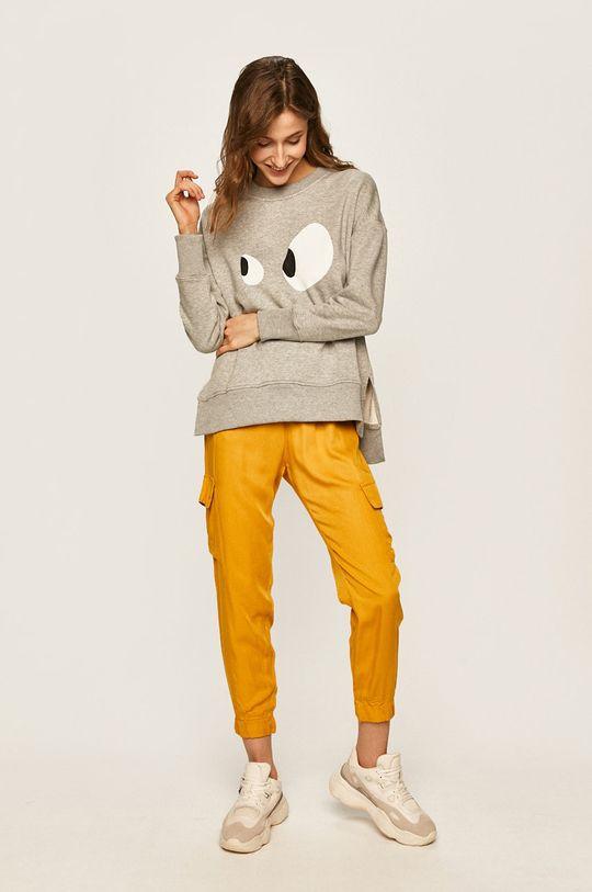 Answear - Панталони жълт