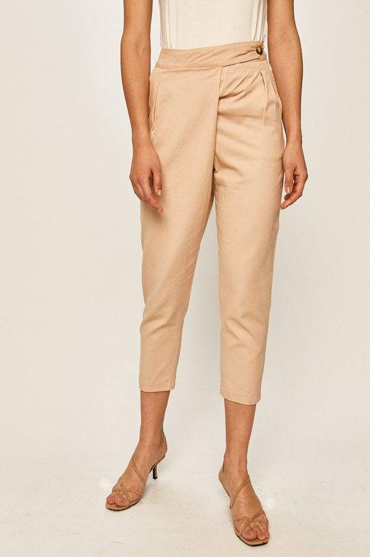 bej Answear - Pantaloni De femei
