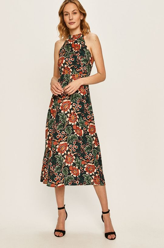 барвистий Answear - Сукня Жіночий