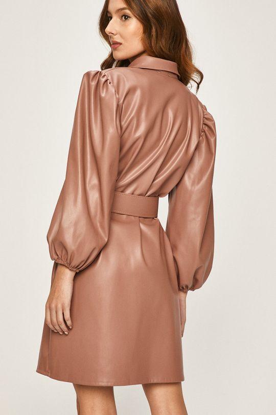 Answear - Sukienka 50 % Poliester, 50 % Poliuretan