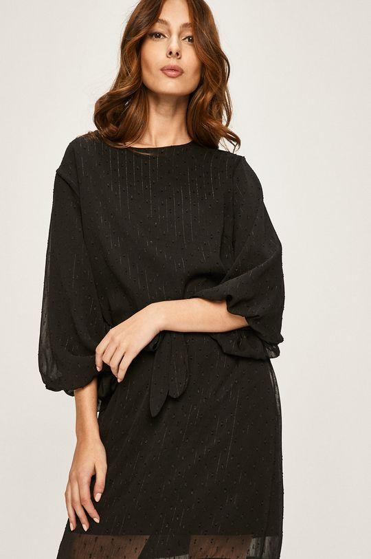czarny Answear - Sukienka