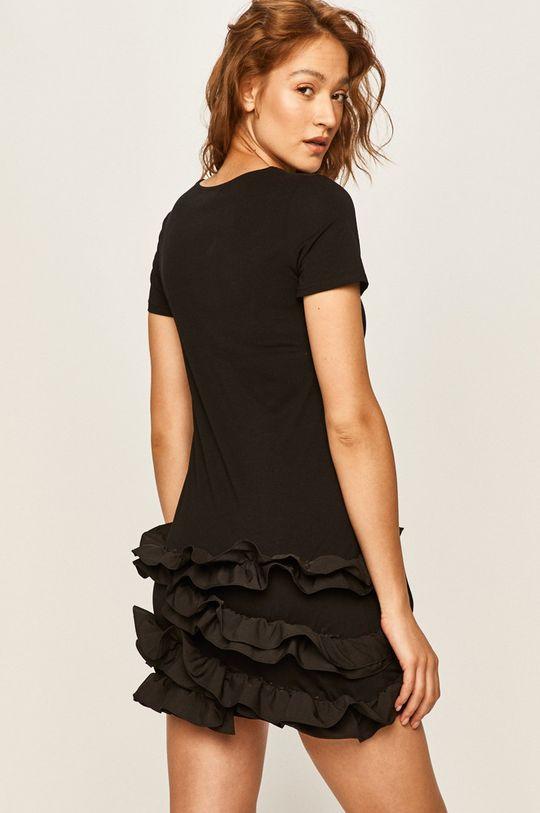 Answear - Сукня  65% Бавовна, 5% Еластан, 30% Поліестер