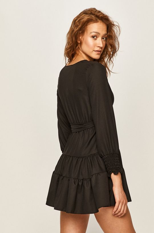 Answear - Sukienka 90 % Bawełna, 10 % Poliester