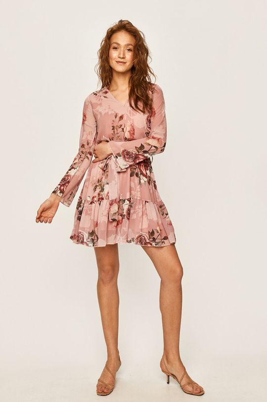 Answear - Sukienka różowy