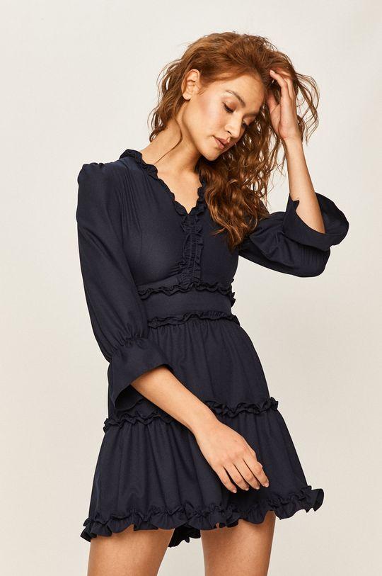 темно-синій Answear - Сукня Жіночий