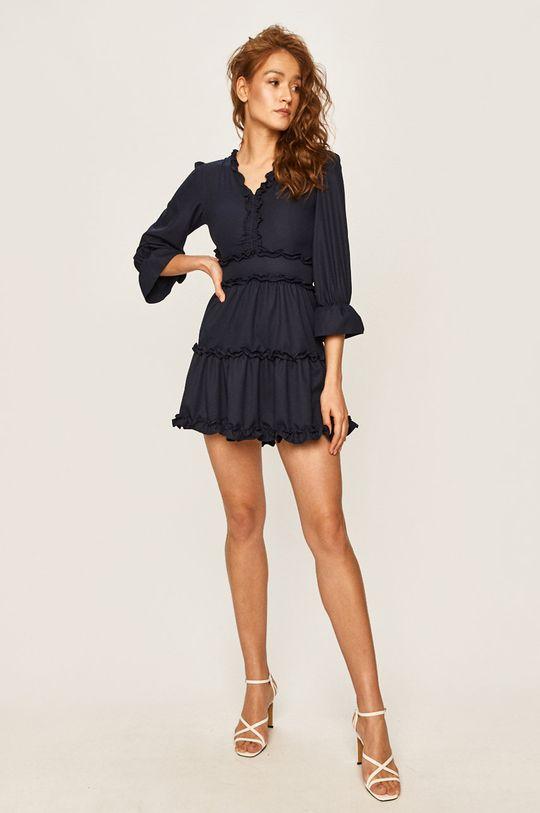 Answear - Сукня темно-синій