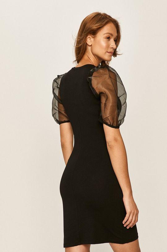 Answear - Sukienka 85 % Bawełna, 5 % Elastan, 10 % Poliester
