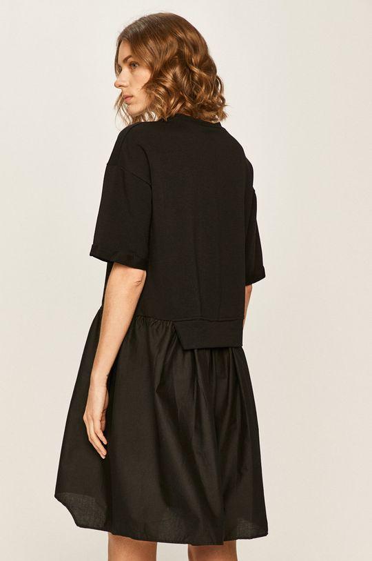 Answear - Sukienka 90 % Bawełna, 10 % Elastan