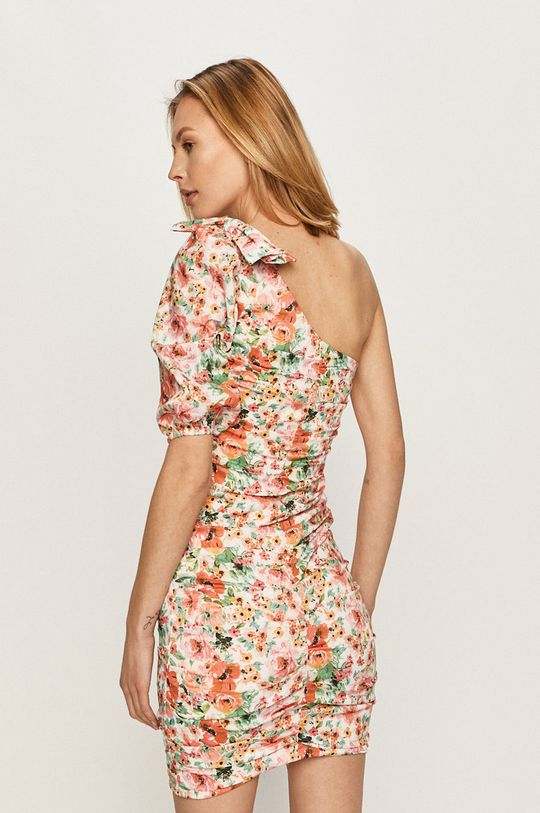 Answear - Sukienka 50 % Bawełna, 50 % Poliester