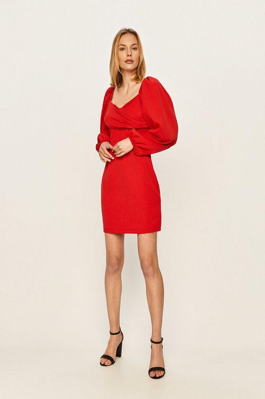 Answear - Sukienka czerwony