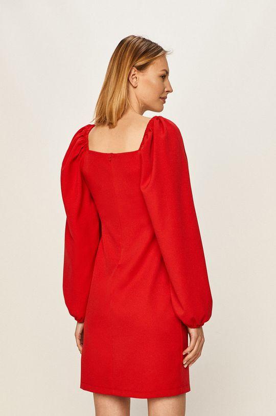 Answear - Sukienka 80 % Bawełna, 20 % Poliester