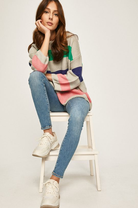 multicolor Answear - Pulover De femei