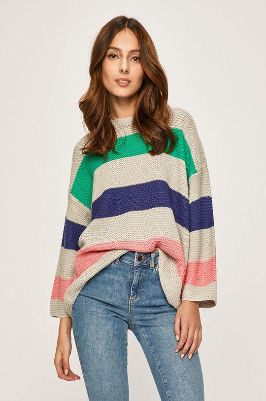 Answear - Pulover multicolor
