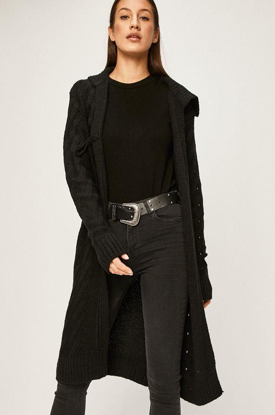 negru Answear - Cardigan De femei