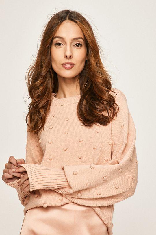 roz Answear - Pulover De femei